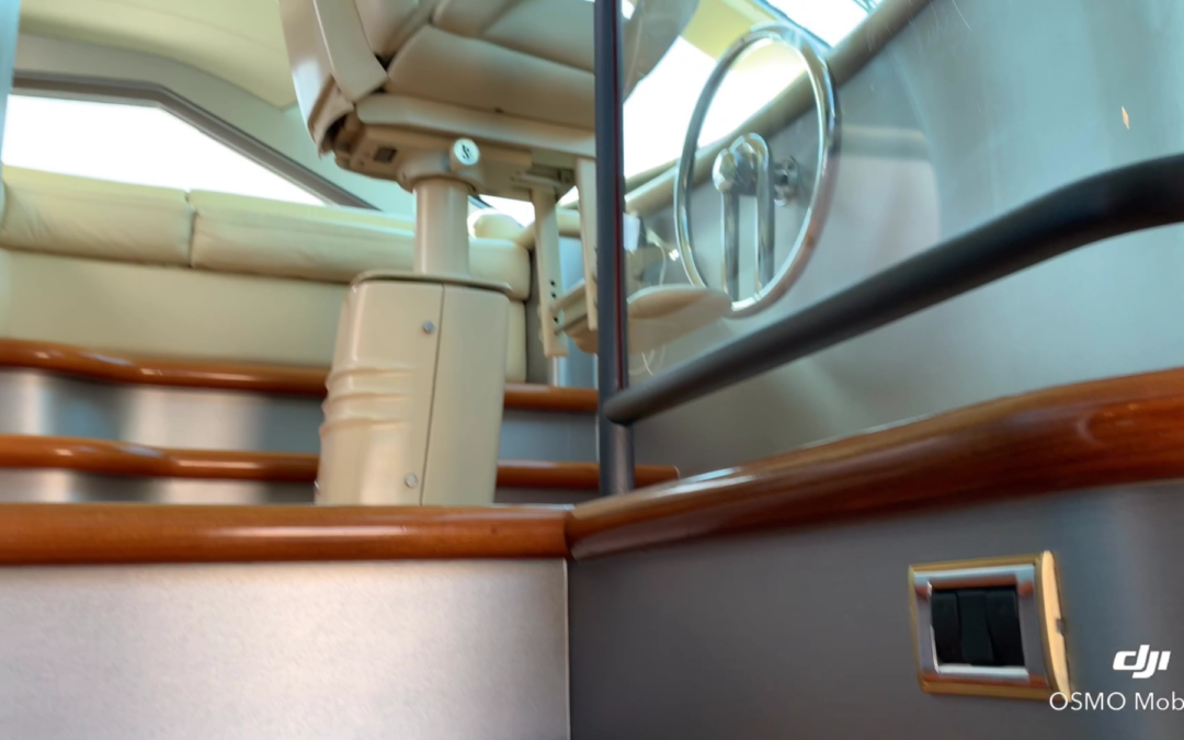 Interior Video – Yachtfolierung